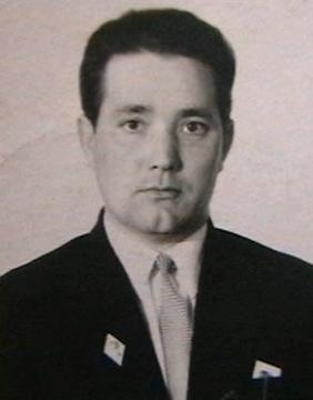 Портрет - Сергей Матвеевич Кириллов