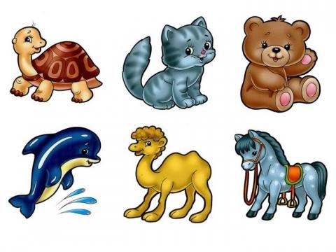 веселые зверята  3 - Воспитатель  детского сада