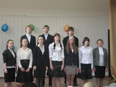 Послевоенное танго - Средняя общеобразовательная школа 570