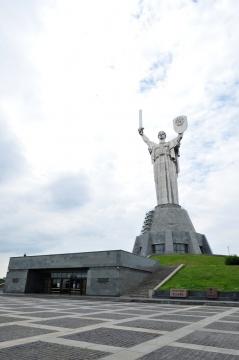 Монумент Родина-мать - Елена Алексеевна Новикова