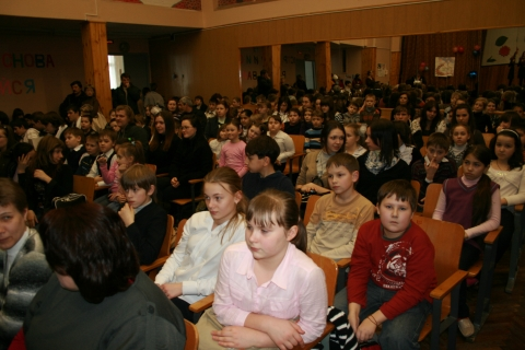 8Марта - 05 - ГБОУ Школа № 268 Невского района Санкт-Петербурга