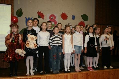 8Марта - 12 - ГБОУ Школа № 268 Невского района Санкт-Петербурга