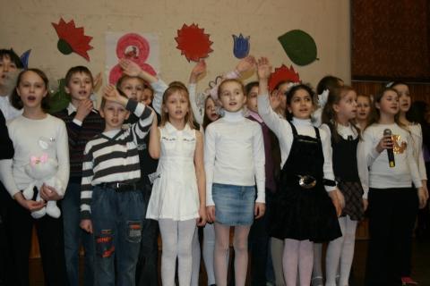 8Марта - 19 - ГБОУ Школа № 268 Невского района Санкт-Петербурга