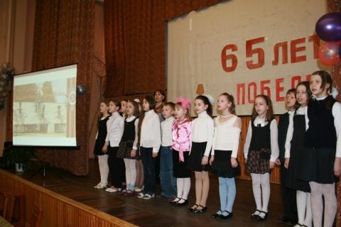 Вручение медалей 08 - ГБОУ Школа № 268 Невского района Санкт-Петербурга