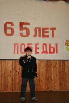 Вручение медалей 10 - ГБОУ Школа № 268 Невского района Санкт-Петербурга