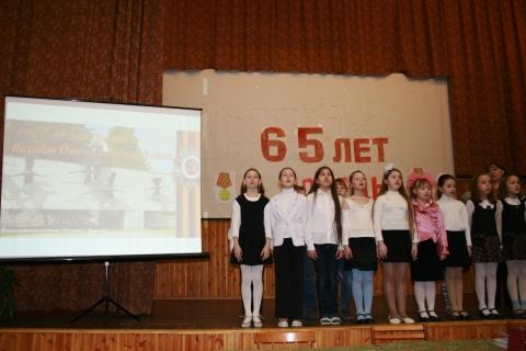 Вручение медалей 18 - ГБОУ Школа № 268 Невского района Санкт-Петербурга