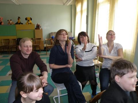 На конкурсе музыкальных знатоков мамы показали классс! - Ирина Борисовна Ермолина