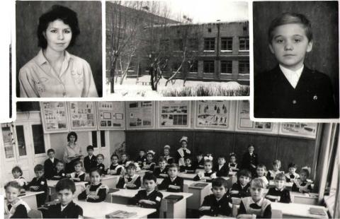 Мои ученики. 1988г - Алла Михайловна Насретдинова