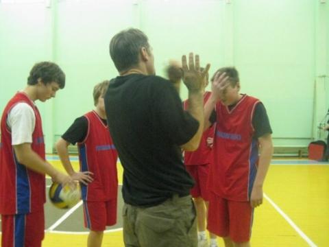 2 место по волейболу первенство невского района - Гимназия №343