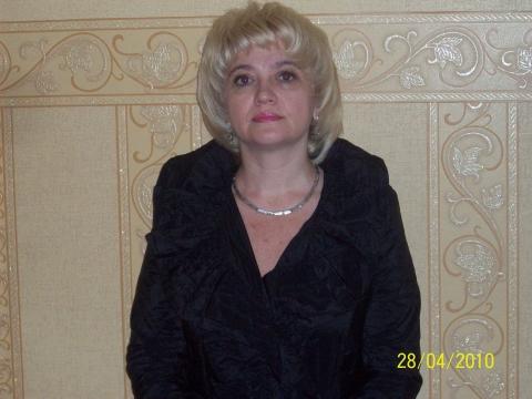 Портрет - Татьяна Геннадьевна Никулина