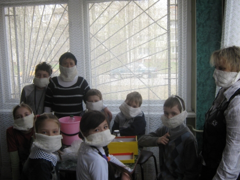 эвакуация - школа №34