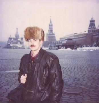 Площадь Красная - Владимир Андреевич Чирухин