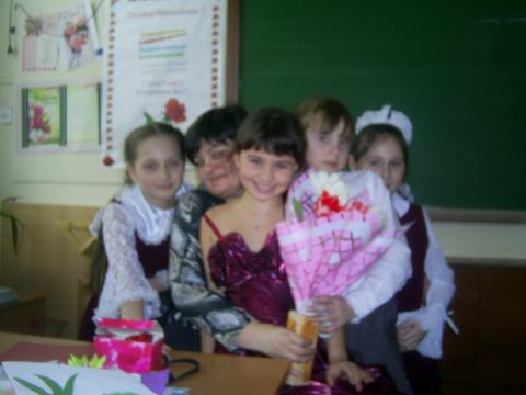 8 Марта - Татьяна Николаевна Колёнова