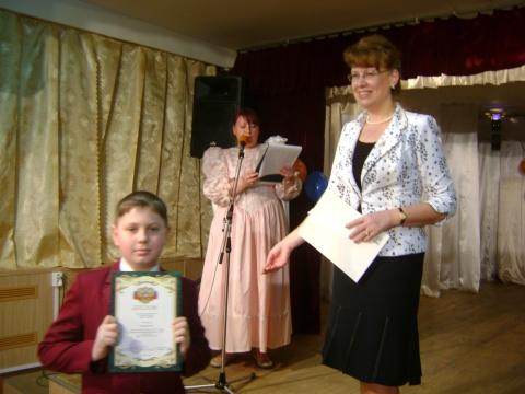 Награждение победителей - Светлана Геннадьевна Назарова  - Ольга Игоревна Баранцева