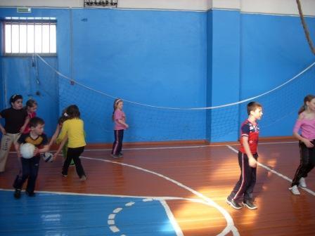 Мы очень спортивные! - Муниципальное общеобразовательное учреждение ` Дмитриевская основная общеобразовательная школа`