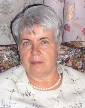 Портрет - Ирина Владимировна Нечитайло