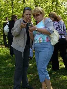 обмен телефонами для общения - Ирина Борисовна Ермолина