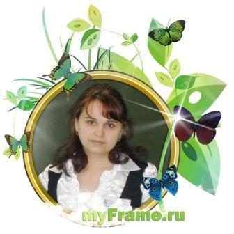 Портрет - Юлия Олеговна Шилова