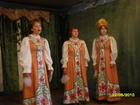 Троица, с. Семьинское - Виолета Амаяковна Аракелян