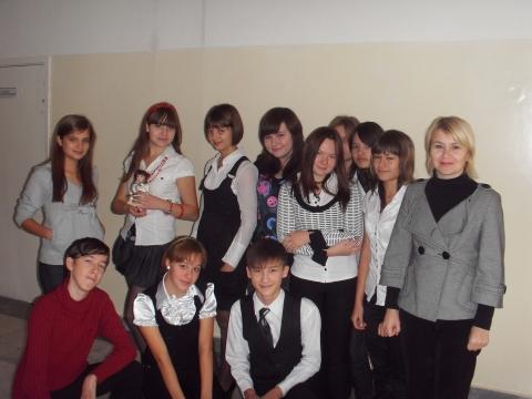 Мой класс - Гюзель Марсовна Набиуллина