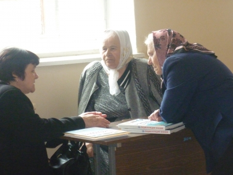 Выпускной из начальной школы - Нина Юрьевна Судоргина