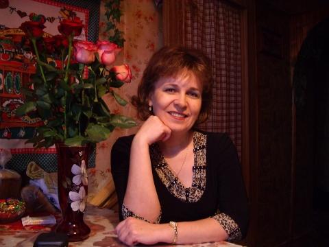 Портрет - Ирина Ивановна Журавлёва