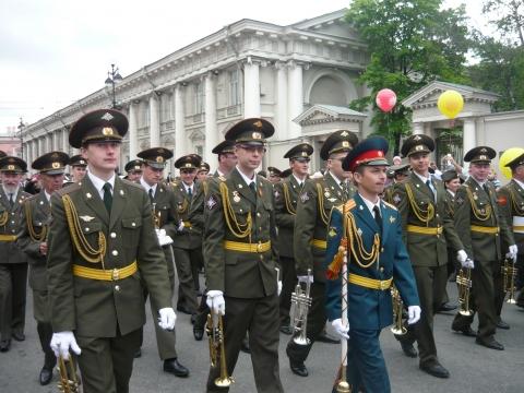 Военный оркестр - Александра Николаевна Литвинова