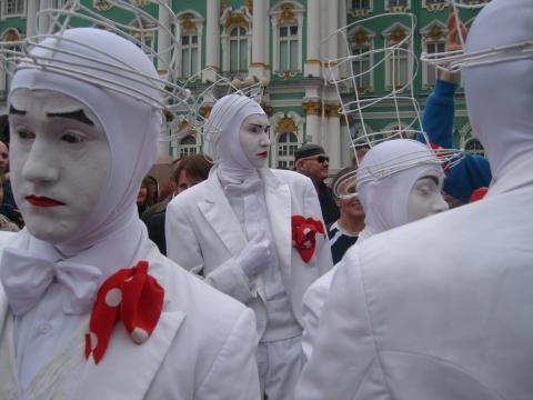 Театр `Маска`. Петербург - Людмила Александровна Чупина