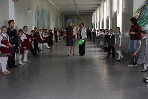 Встречаем выпускников! - Средняя общеобразовательная школа 337