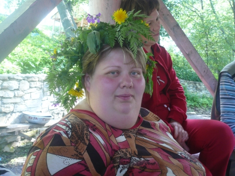 в лесу - Мария Анатольевна Качелина