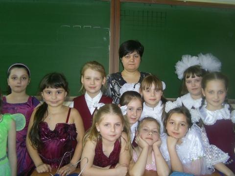 второклассницы - Татьяна Николаевна Колёнова