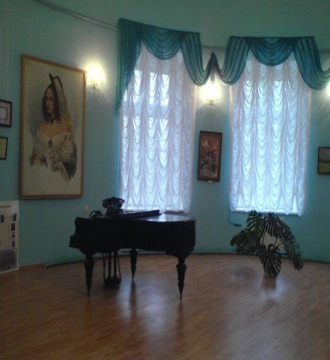 Голубой зал - Наталья Вячеславовна Лебедева