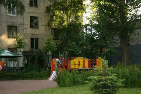 С горки, на горку! - ГБДОУ детский сад №86 Невского района Санкт - Петербурга