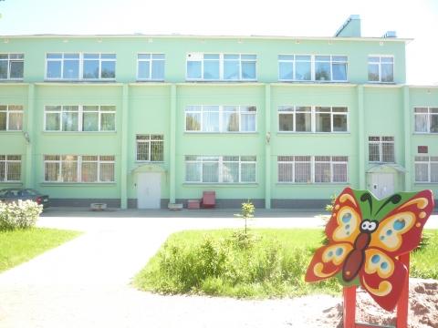 Как наш садик свеж и зелен! - ГБДОУ детский сад №86 Невского района Санкт - Петербурга