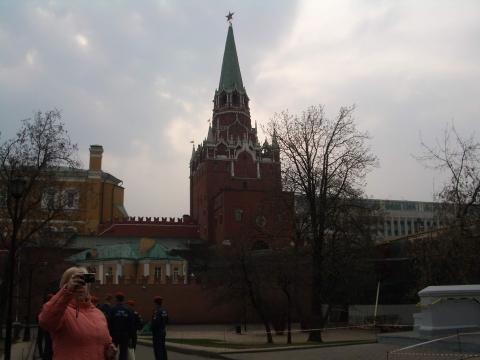 Экскурсия по Москве - Татьяна Николаевна Колёнова