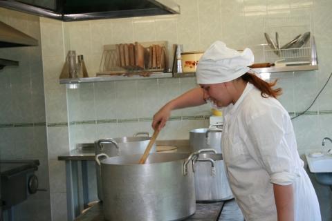 Шеф-повар- Ирина Николаевна - ГБДОУ детский сад №86 Невского района Санкт - Петербурга
