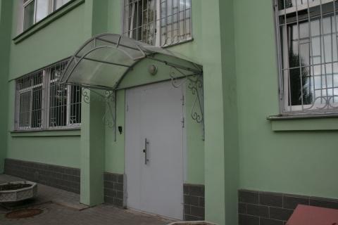 Парадный вход - ГБДОУ детский сад №86 Невского района Санкт - Петербурга