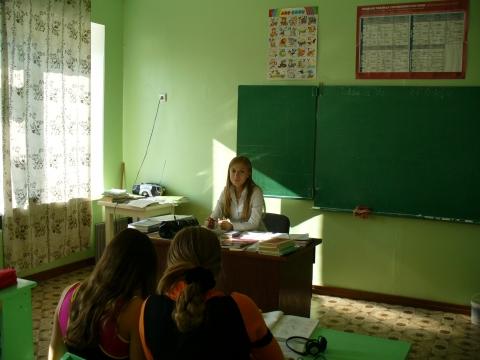 День самоуправления - Муниципальное бюджетное общеобразовательное учреждение города Новосибирска `Средняя общеобразовательная школа № 119`