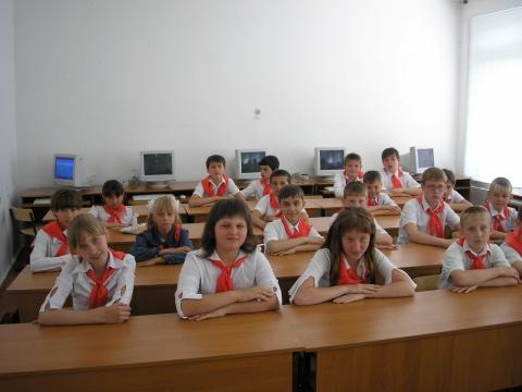 Пионеры - Ирина Александровна Гавриленко