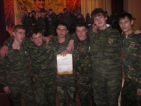 День из жизни солдата... - Ирина Александровна Гавриленко