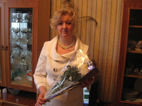 Портрет - Ольга Юрьевна Гончарова