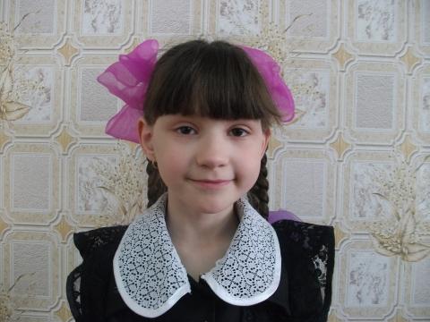 Оксана Плетенкова - самые красивые учащиеся своей школы
