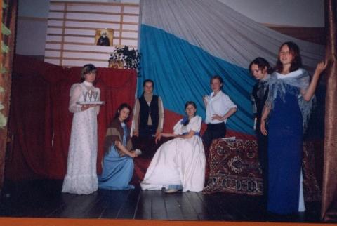 Юные таланты - ГОУ школа № 589 Санкт - Петербурга