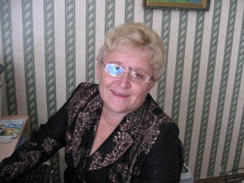 Портрет - Ольга Алексеевна Салуян