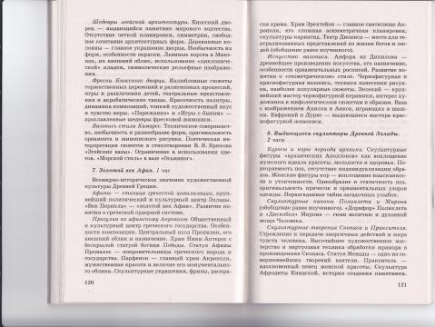5.Программа. МХК. 10-11 - Людмила Николаевна Игнатова