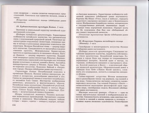 13. Программа. МХК. 10-11 - Людмила Николаевна Игнатова