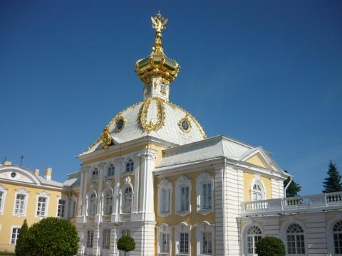 Большой Петергофский дворец - Александра Николаевна Литвинова