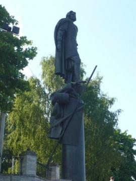 Памятник Александру Невскому - Александра Николаевна Литвинова