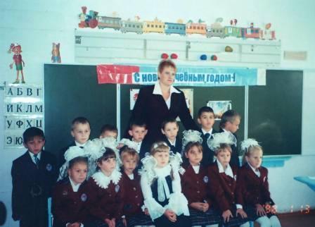 Это мои первоклассники, сейчас уже 3 кл - Лариса Васильевна Воробьёва