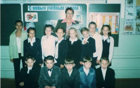 2006г мой выпуск - Лариса Васильевна Воробьёва